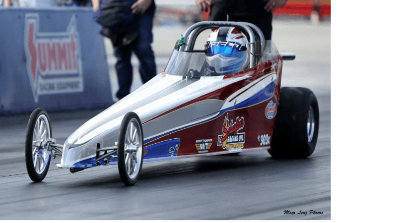 Jr Dragster at Summit Motorsports Park