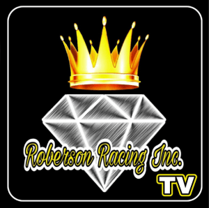 Roberson Racing TV Logo