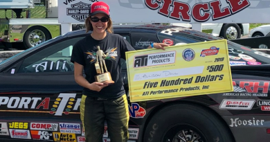Sawyer and Doll lead Division 1 winners at Numidia 2019