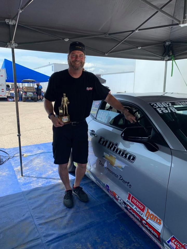 Scott Libersher 2019 Heartland Nationals Stock