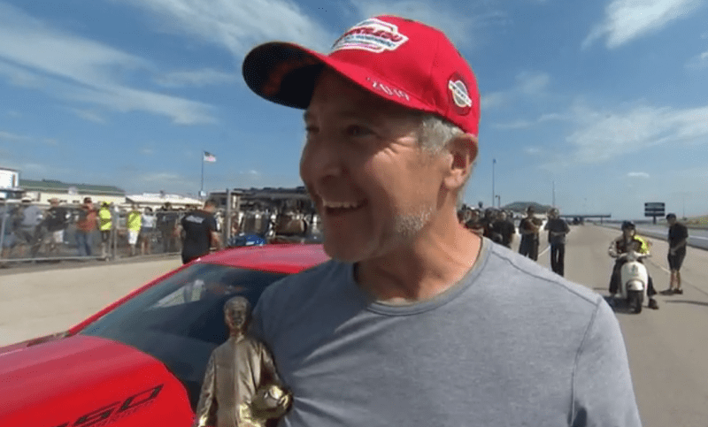 Steven Bell 2019 Heartland Nationals Factory Stock Showdown Champ interview