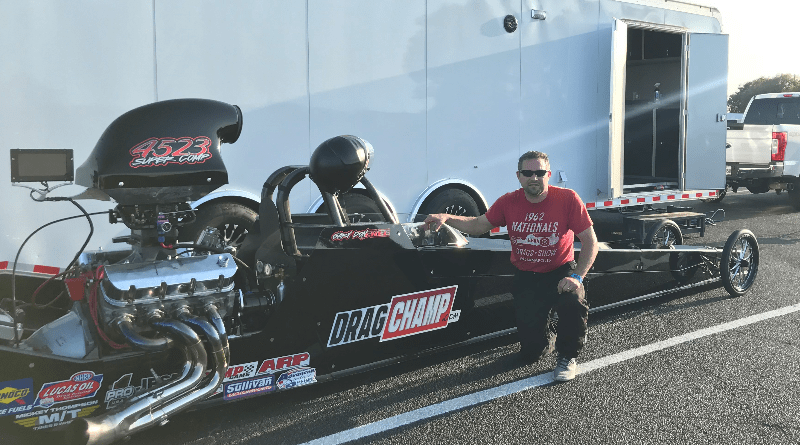 Team DragChamp gets back on track