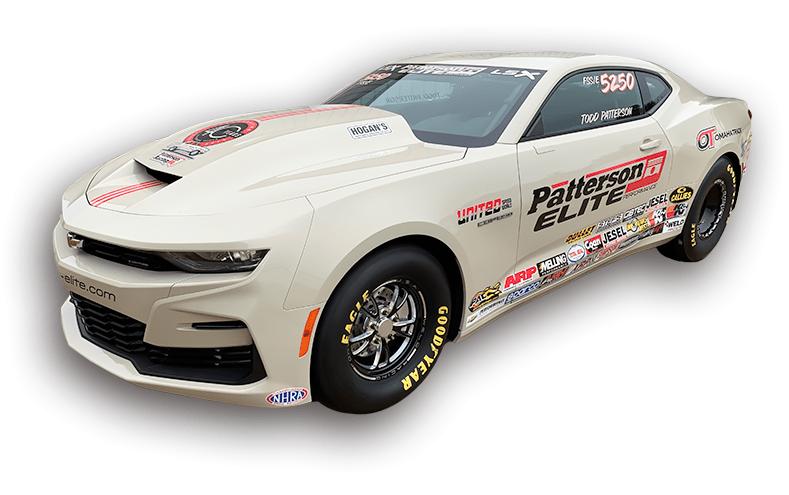 Todd Patterson Super Stock Camaro
