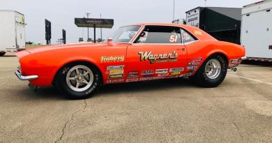 Wyatt Wagner 2019 Route 66 Nationals