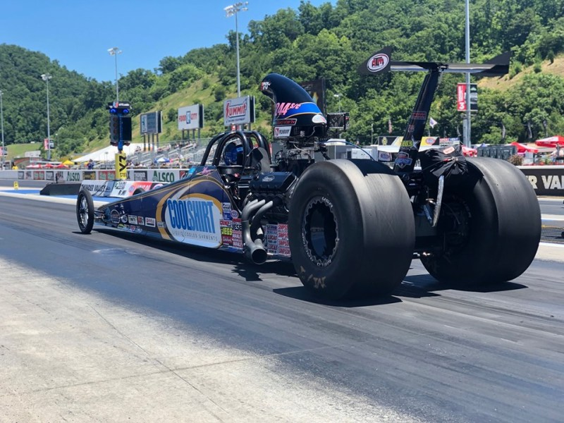 megan Strassweg 2019 nationals bristol dragway