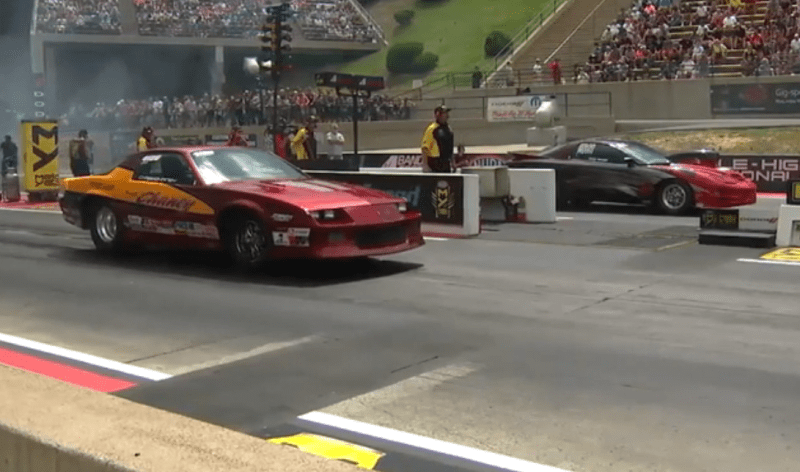 2018 Mile High Super Stock Final round