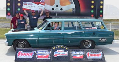 IHRA Xtreme Raceway Results – Hamlin, Howard Win