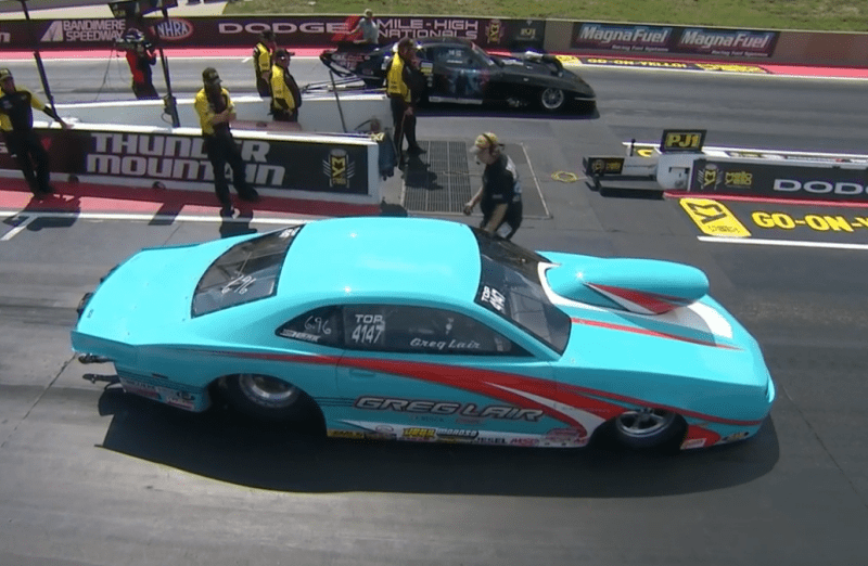 2019 Mile High Nationals Top Sportsman final round