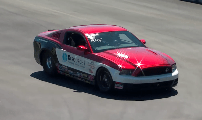 Anthony Bongiovanni Super Stock winner 2018 New England Nationals