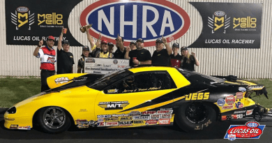 Coughlin, Albert lead winners at INDY LODRS