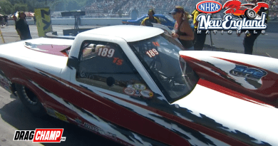 Dave Miller wins Top Sportsman at New England Nationals