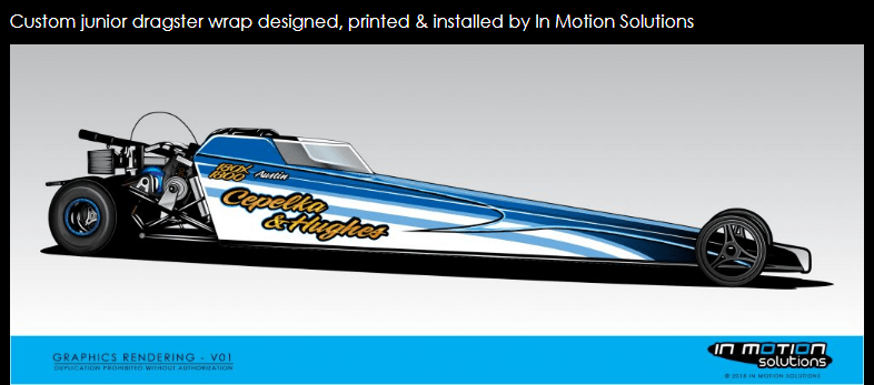 In Motion Solutions Graphics