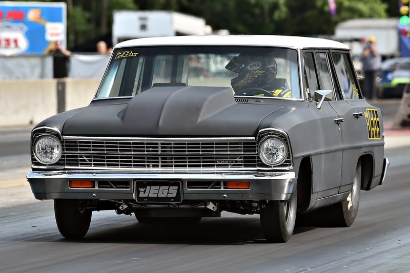 Jeg Coughlin Jr SFG 500 Wagon