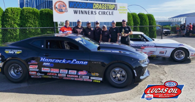 Lane Family leds Division 6 winners at Woodburn