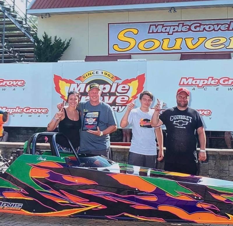 Mike Morris Maple Grove Super Chevy