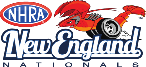 NHRA New England Nationals logo