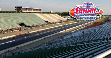 New Date for NHRA Summit Racing Equipment Nationals Lucas Oil Series