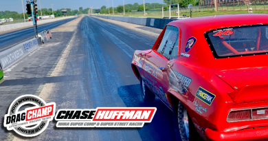 Chase Huffman Racer Blog Aug 2019