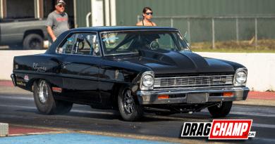 Dalton Lummus DragChamp Racer Spotlight