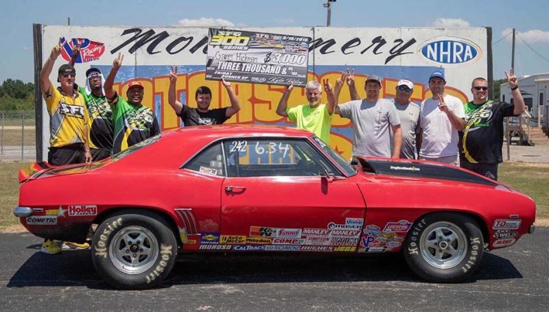 Gaines Hickman SFG 300 Series runner up