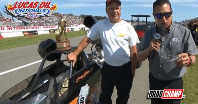 Gary Stinnett wins Super Comp at Lucas Oil Nationals