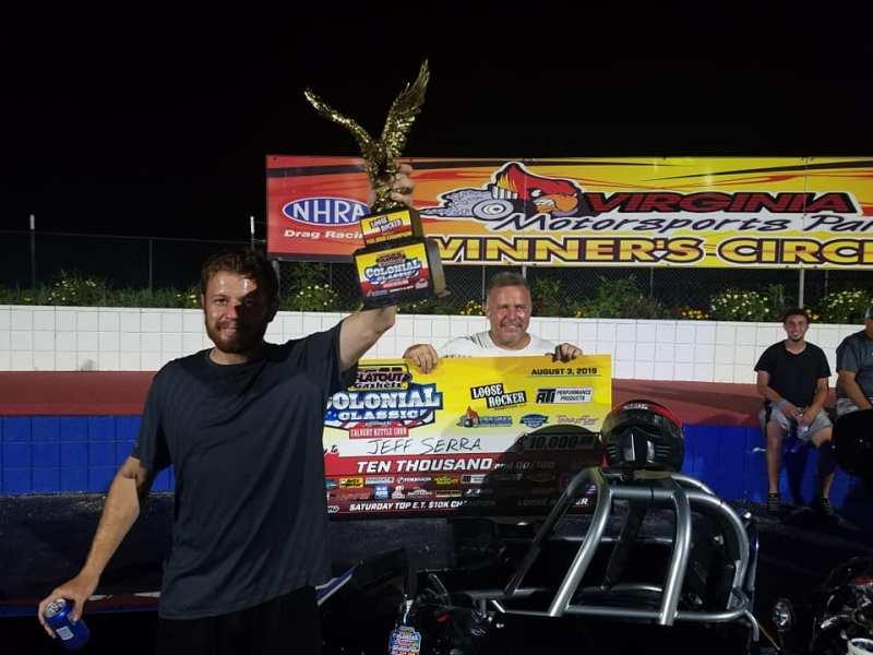 Jeff Serra Sat 10k winners circle
