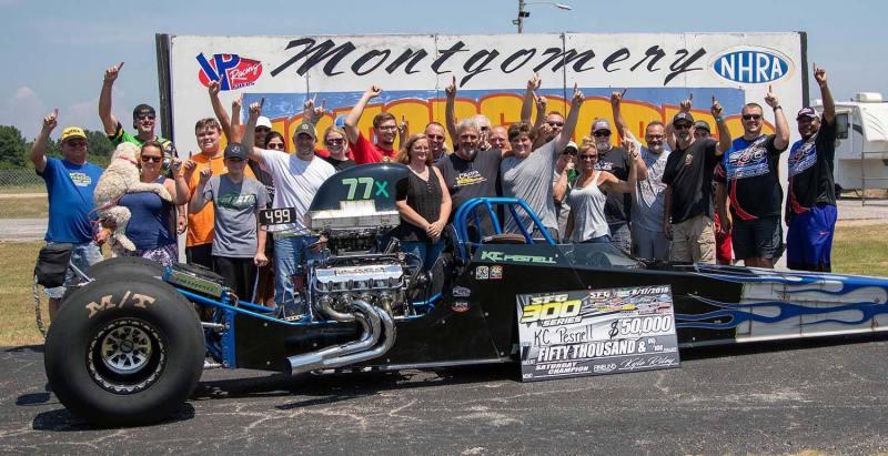 KC Pesnell SFG 300 Series Montgomery Winner