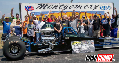 SFG 300 Series at Montgomery Raceway Park Race Results