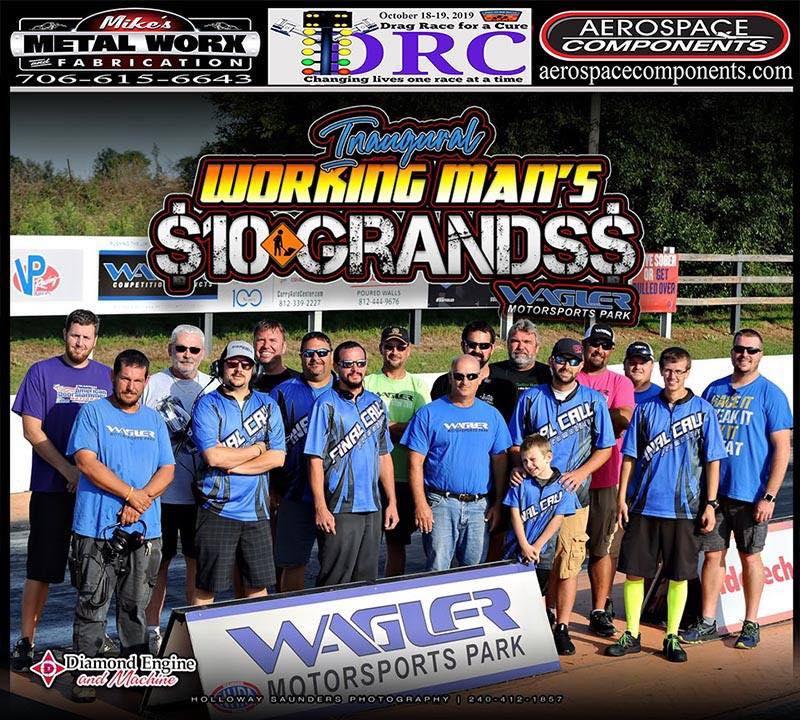 Working Mans 10 Grands Crew