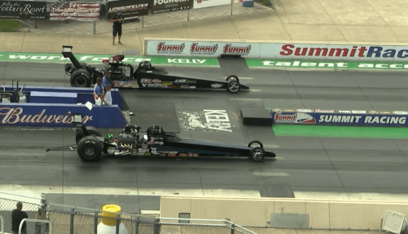 2019 Summit Nationals Top Dragster Final