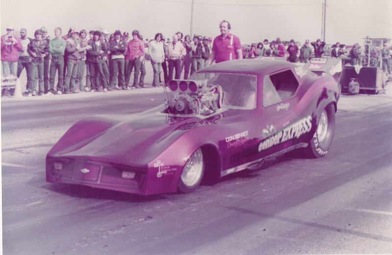 Ardmore Funny Cars