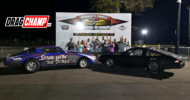 DragChamp Racer Spotlight with Charlie Lockhart