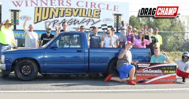 Huntsville Dragway 2 day no delay race results