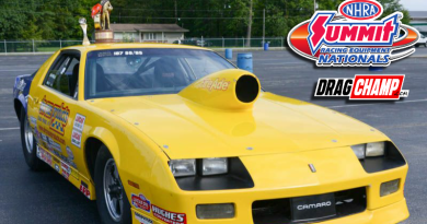 DiBartolomeo wins Super Stock at Summit Nationals