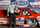 Nathan Vrooman wins Super Gas at the U.S. Nationals