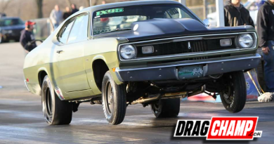 Nick Bowman DragChamp racer spotlight
