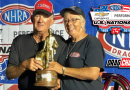 Rusty Baxter Wins Top Dragster at U.S. Nationals