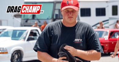Tyler Bohannon DragChamp Racer Spotlight