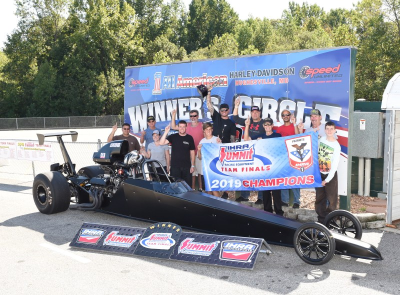 Capitol Raceway Team Champions