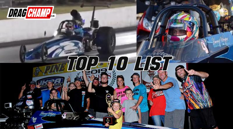 DragChamp Top 10 List 10-2-19
