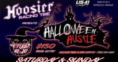 Halloween Hustle Jr Dragster Race