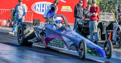 Holden Dial wins Big Car Race