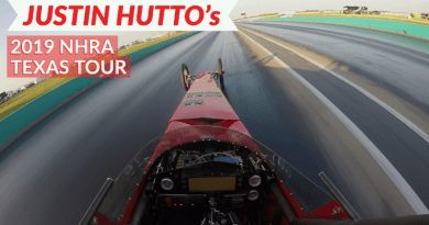 Justin Hutto 2019 NHRA Texas Tour