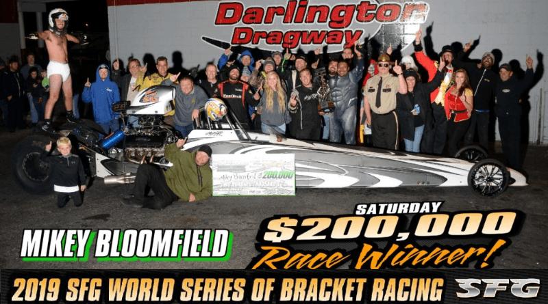 Mikey Bloomfield wins 200K SFG World Series