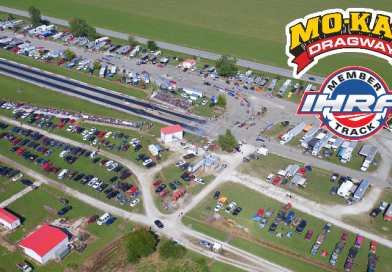 Historic Mo-Kan Dragway Renews with IHRA