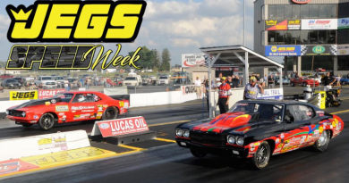 JEGS Speedweek added to JEGS Sportsnationals