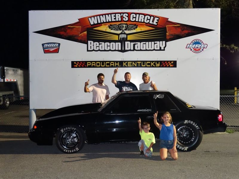 Walker Racing Winners Circle