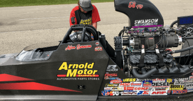 Arnold Motor Supply renews with Afton Swanson for 2020