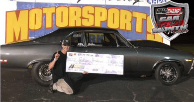 Jackson Henderson Feb Car of the Month Winner