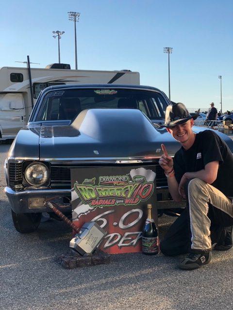 Jackson Henderson racing
